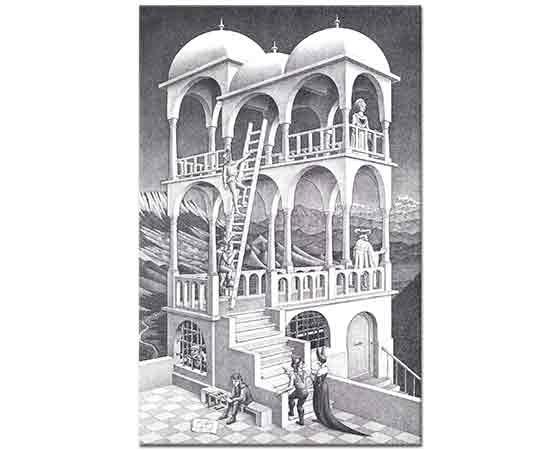 Maurits Cornelis Escher Taraça