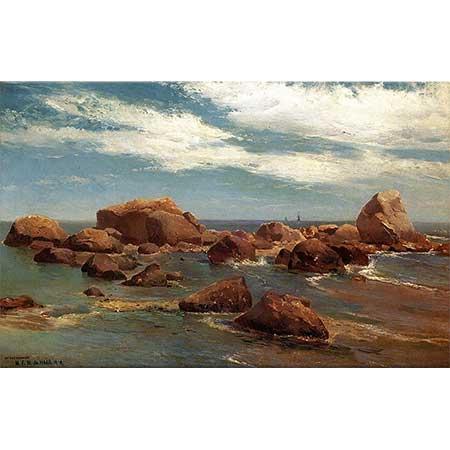 Mauritz de Haas Kayalık Kıyı