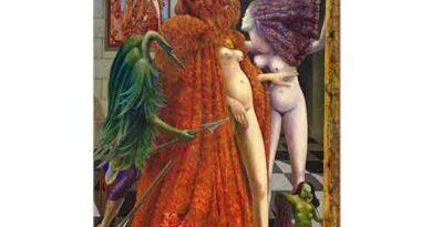 Max Ernst Gelinin Giyinmesi