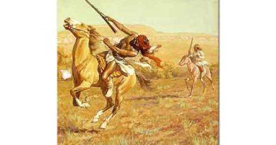Maynard Dixon Savaşcılar