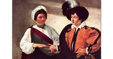 Michelangelo Caravaggio Falcı