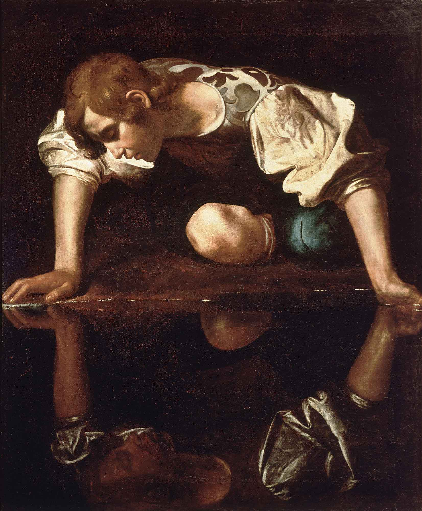 Michelangelo Caravaggio Narsizm