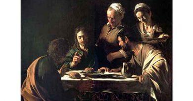 Michelangelo Caravaggio Son Akşam Yemeği