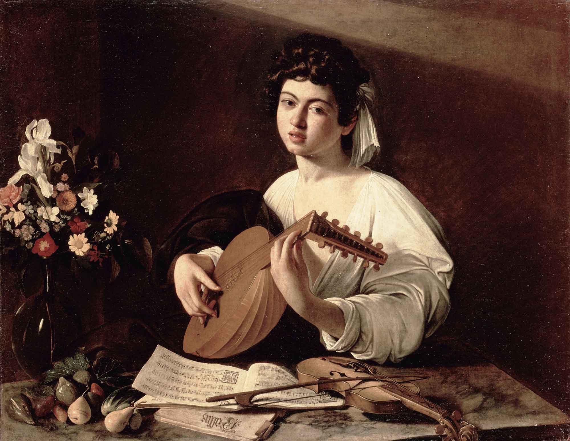 Michelangelo Caravaggio Ud Çalan