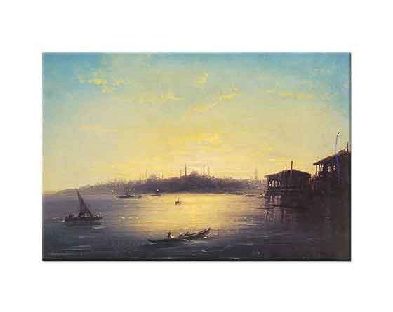 Mıgırdıc Givanian Akşamüstü Istanbul