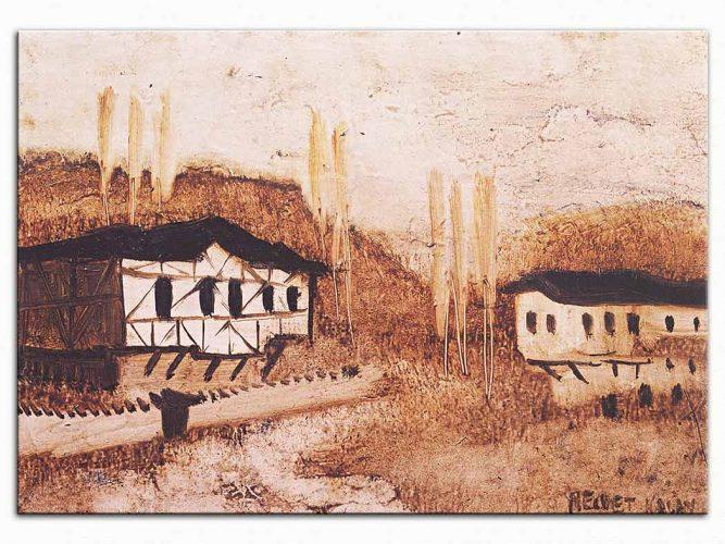 Necdet Kalay Köy Evleri