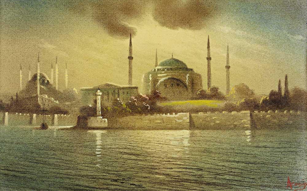 Onnik der Azarian Yeni Camii