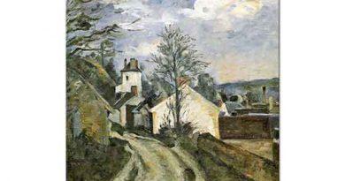 Paul Cezanne Dr Gachet'in Evi