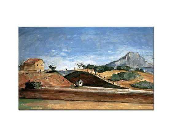 Paul Cezanne Geçit