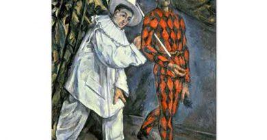 Paul Cezanne Karnaval Gecesi