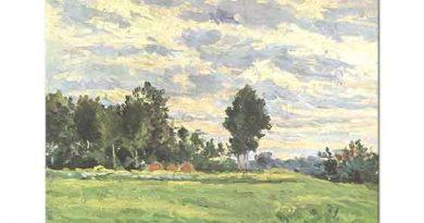 Paul Cezanne Manzara