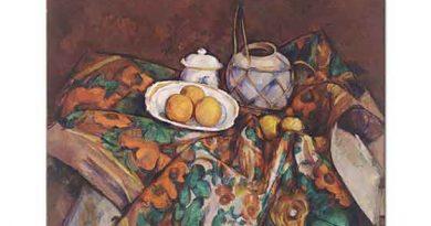 Paul Cezanne Portakallar