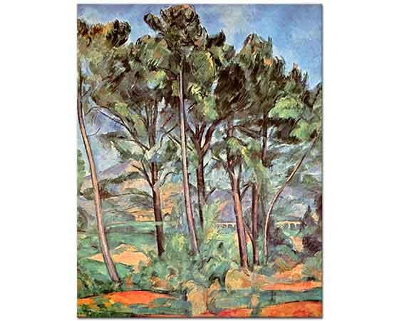 Paul Cezanne Viyadük