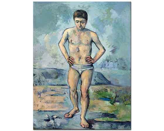 Paul Cezanne Yıkanan