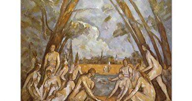Paul Cezanne Yıkananlar II