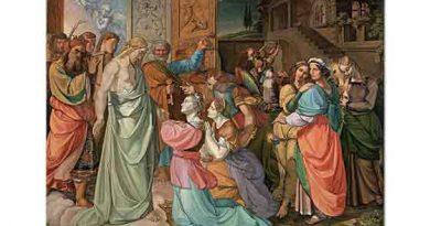 Peter von Cornelius Bilge ve Saf Bakireler Kıssası