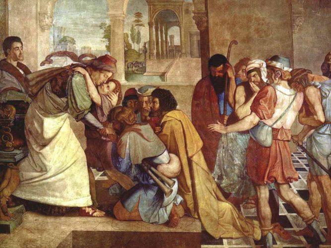 Peter von Cornelius Joseph ve Kardeşleri