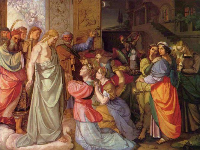 Peter von Cornelius Genç Bayanlar ve Danışmanlar