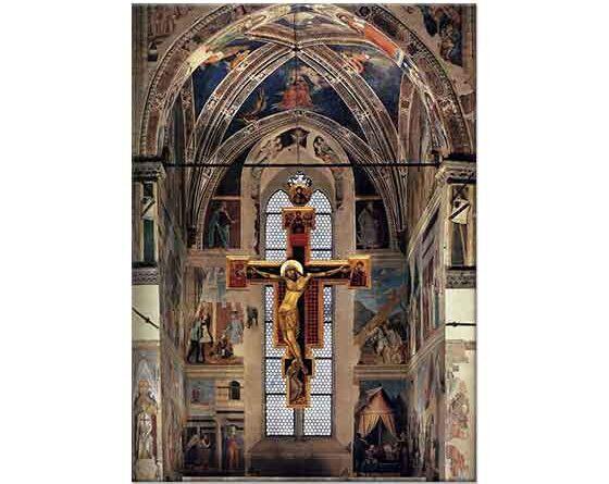 Piero Della Francesca Çarmıh