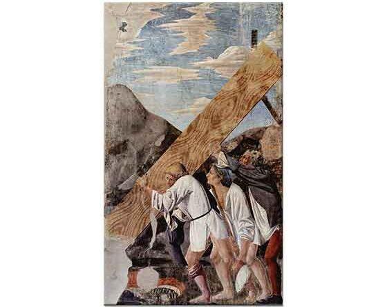 Piero Della Francesca Hazırlık