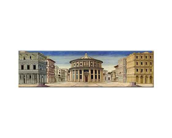 Piero Della Francesca İdeal Şehir