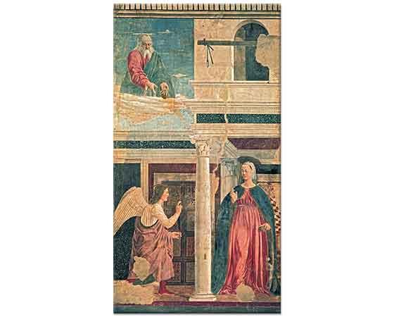 Piero Della Francesca Tebliğ