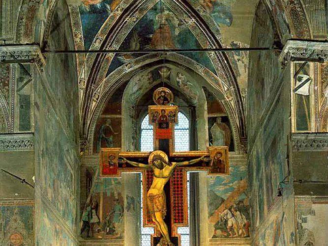 Piero Della Francesca Cappella Maggiore
