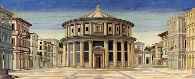 Piero Della Francesca ideal şehir