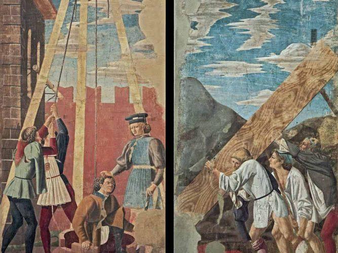 Piero Della Francesca Hazırlık tablosu