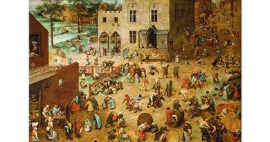 Pieter Bruegel Çocuk Oyunları