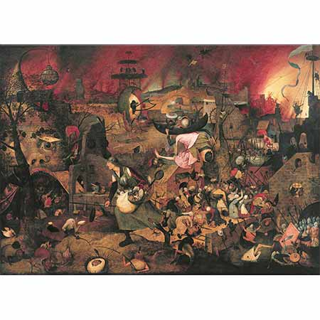 Pieter Bruegel Dulle Griet