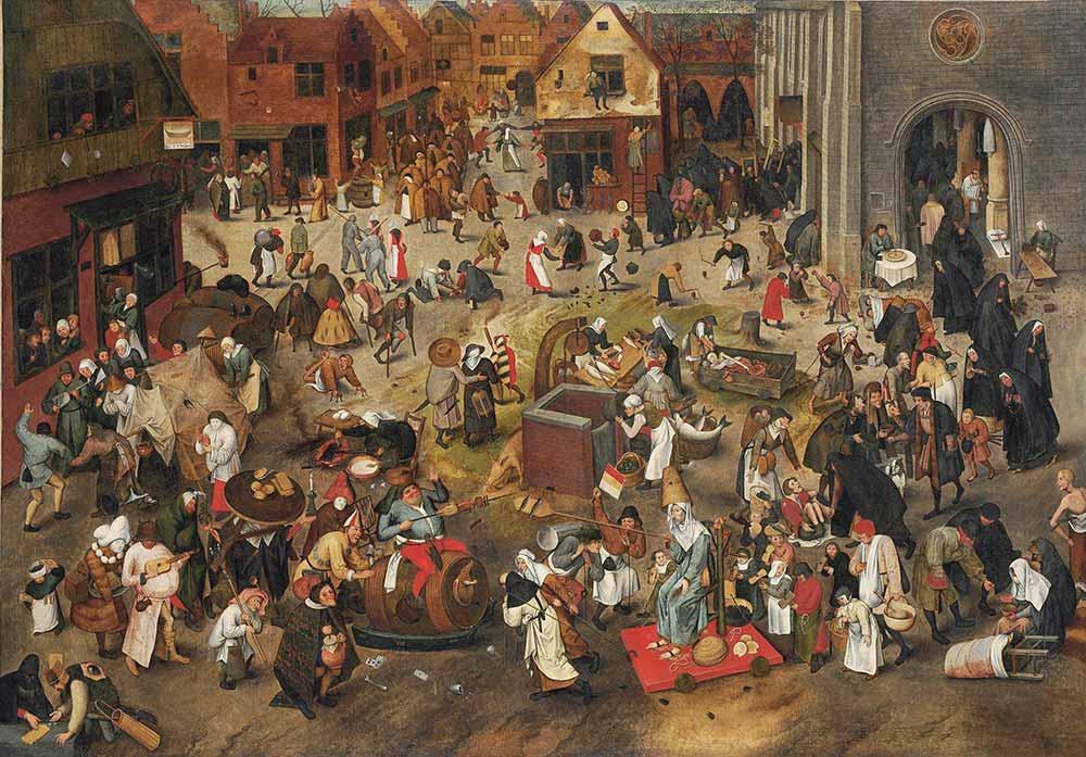 Pieter Bruegel Karnaval