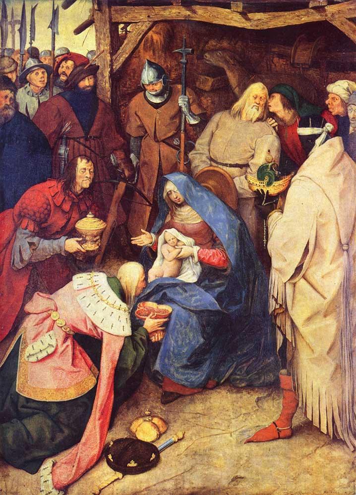 Pieter Bruegel Kraliçenin Duası