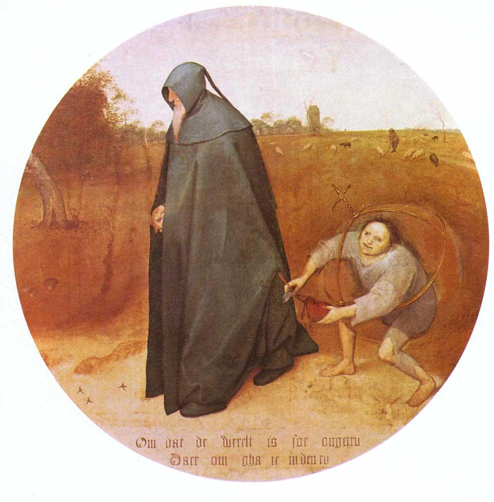 Pieter Bruegel Misanthrop