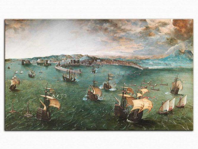 Pieter Bruegel Napoli Limanı