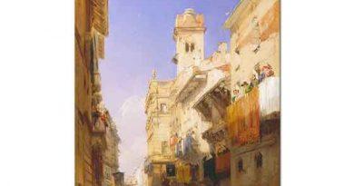 Richard Parkes Bonington Sant Anastasia Verona