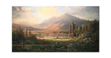 Robert Scott Duncanson, Pompei