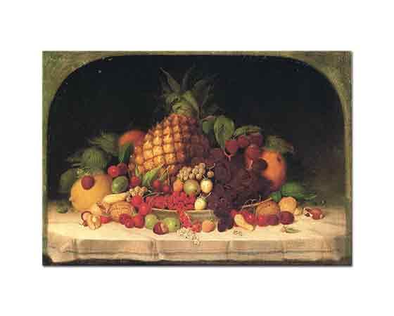 Robert Spear Dunning, Meyve Parçaları