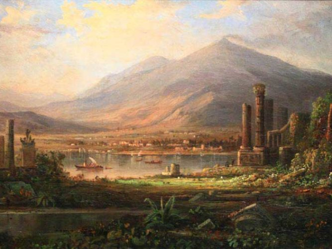 Robert Scott Duncanson Pompei