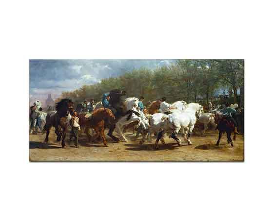 Rosa Bonheur Hayvan Panayırı