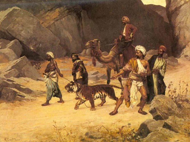 Rudolph Ernst Kaplan Avı tablosu