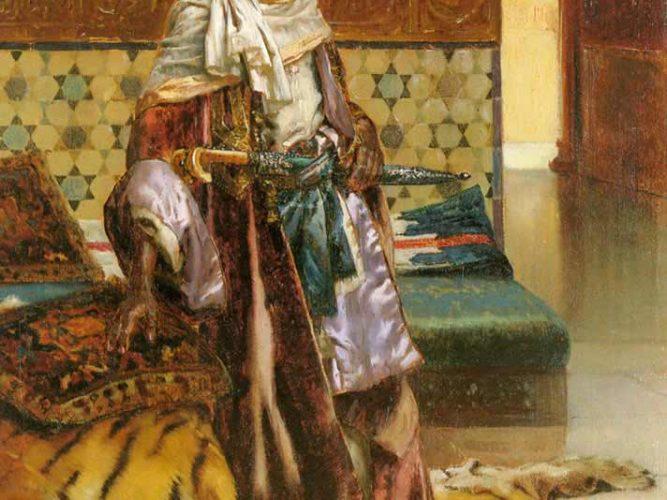 Rudolph Ernst Arap Prensi tablosu