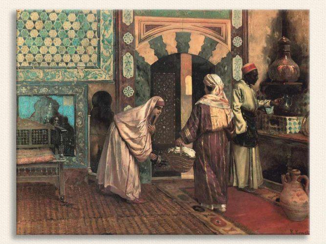 Rudolph Ernst Hamam tablosu