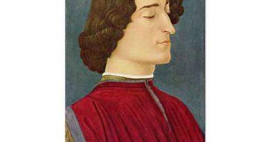Sandro Botticelli Giuliano dei Medici