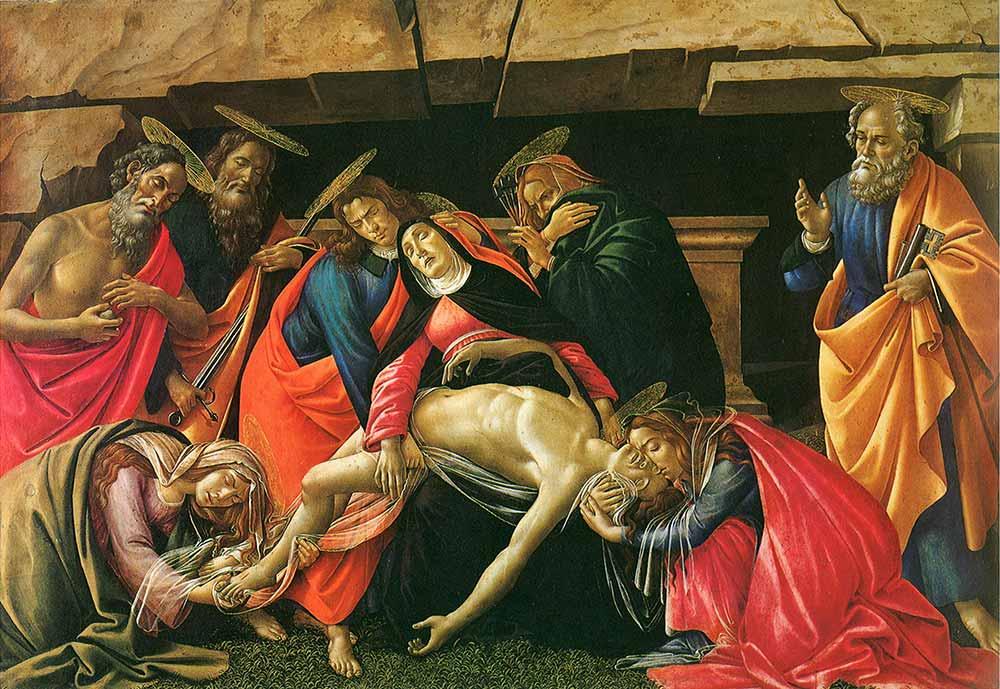 Sandro Botticelli Isa'nın Ardından