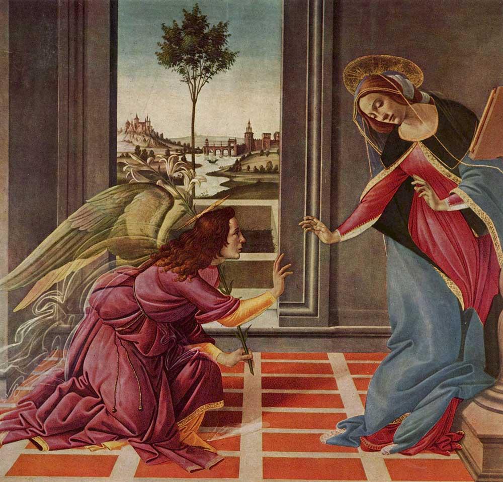 Sandro Botticelli Tebliğ