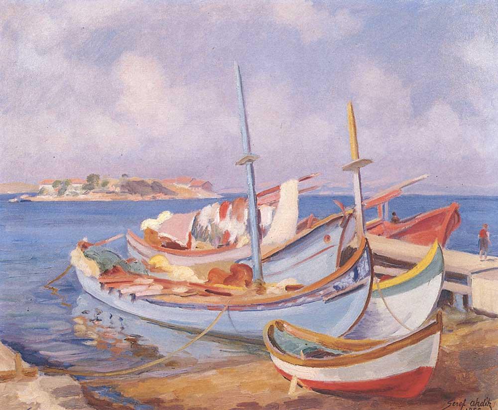 Şeref Akdik Balıkçı Tekneleri