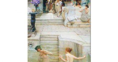 Sir Lawrence Alma Tadema Gözdelerin Geleneği
