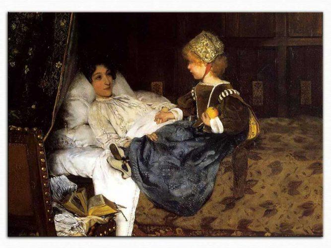 Sir Lawrence Alma Tadema Hoşgeldin