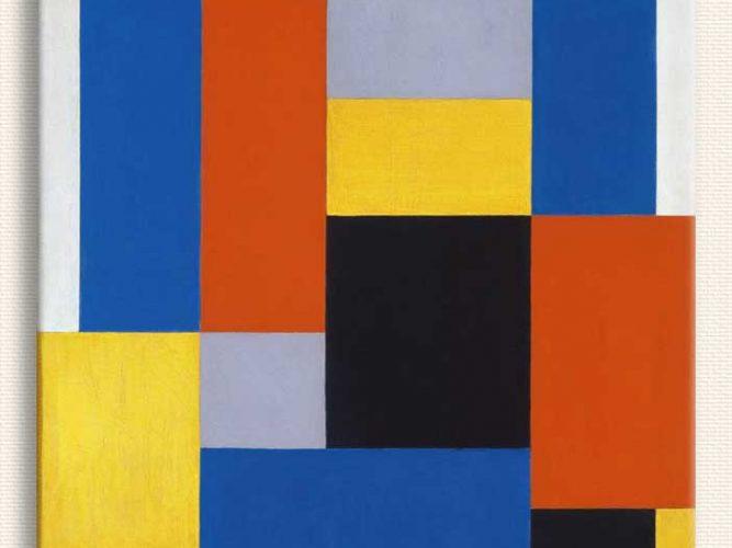 Theo van Doesburg Kompozisyon